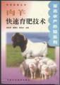 肉羊快速育肥技术