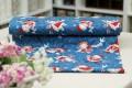 日本YUWA进口布料 圣诞娃娃
