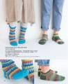 用1号棒针轻松编织毛袜